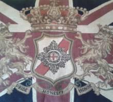Rededication of HMS Ocean
