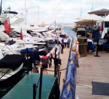 Gibraltar boat show