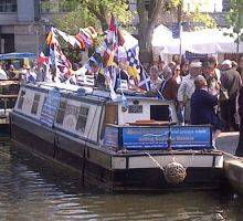 Don't Miss These 5 Fun Things at #CanalCavalcade2015