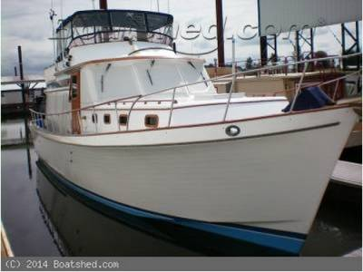 Specialist boat auction for American boats