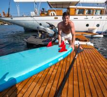COMPETITION: Win a SUP Paddleboard
