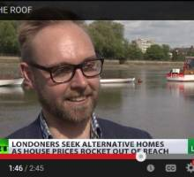 Are House Boats the Answer to London's Housing Crisis?
