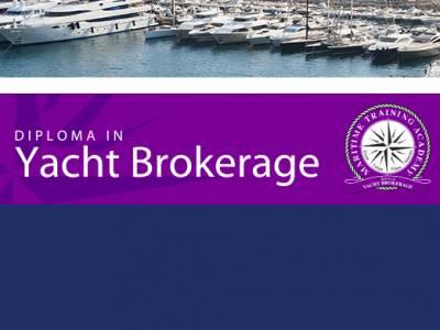 MTA Diploma in Yacht Brokerage