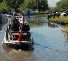 BWML (British Waterways Marinas) and Boatshed