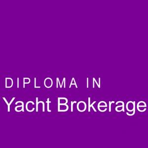 MTA - the Maritime Training Academy's Diploma in Yacht Brokerage