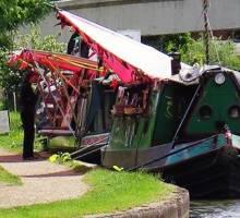 Floating Art Tour Arrives in Hemel Hempstead