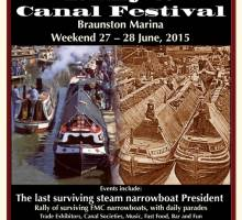 Braunston Rally and Canal Festival 2015