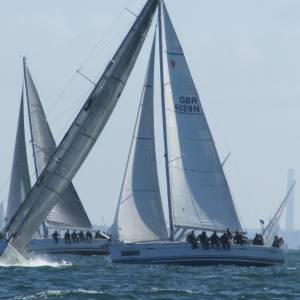 2015 Round the Island Race, 1584 entries