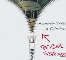 Final Sneak Peek of the Helmsman 31