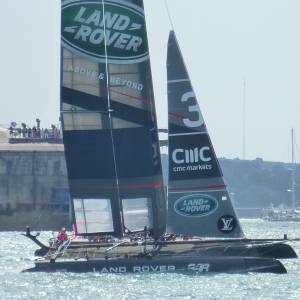 America's Cup World Series photos