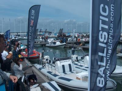 Boatshed Hamble attends RIBEX 2009