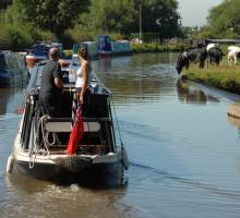 Specialist brokers for Inland Waterways vessels working in partnership with BWML