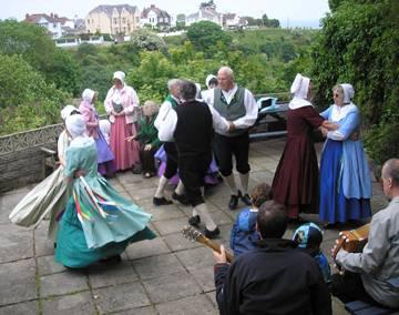 Folk Festival Pirates sponsored by Boatshed Wales!