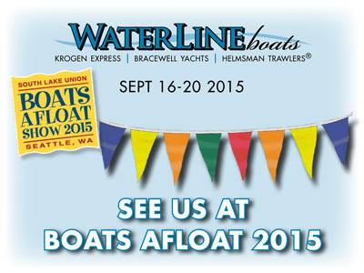 Waterline Boats at Boats Afloat 2015!