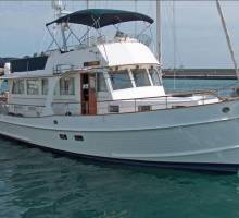 SOLD: 2002 Grand Banks 52 - full asking price