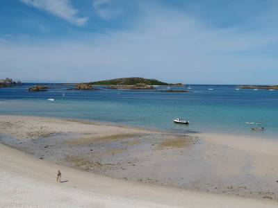 Island hopping adventures in the Isles of Scillies with the Coastal Weekender