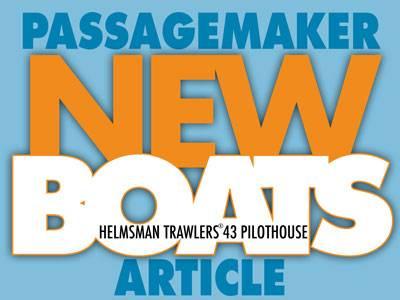 Helmsman Trawlers 43 Pilothouse…