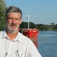 Boatshed meets...... Graham Wharmby