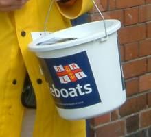 Fund raising for the RNLI