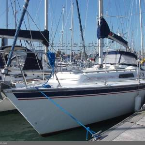 Westerly Seahawk 34 for sale with 2013 standing rigging