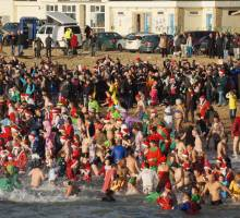 Fancy a dip this Christmas?