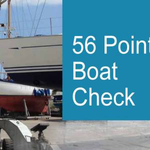 56 point boat check