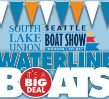 Seattle Boat Show…South Lake Union…