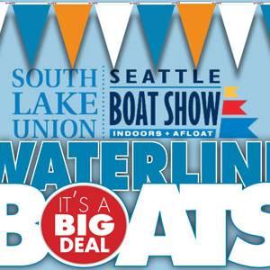Seattle Boat Show…South Lake Union…