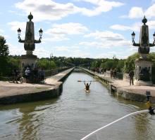 Canal de Briare 2015, une aventure franco-tchèque !  …  Suite et fin