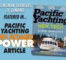 Helmsman Trawlers New 31 Camano …