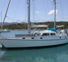 Boatshed's Boat of the month - 40 foot Blue water Cruiser