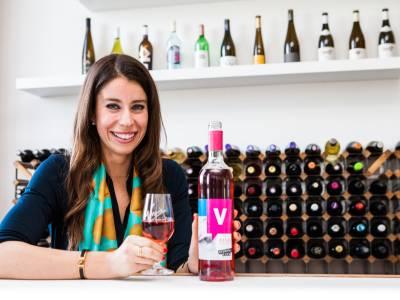 Vana's vino, a hit with Virgin