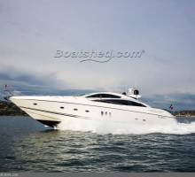 Spotlight on a Sunseeker Predator 82