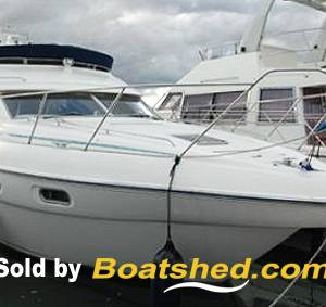 124 boats sold last month
