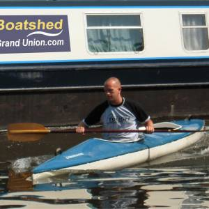 Boatshed Grand Union Sponsors Paddle Aid World Record Attempt