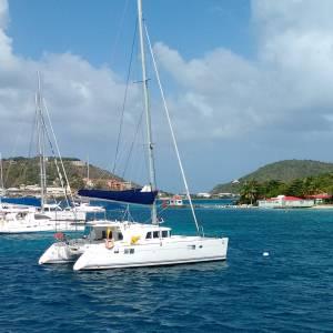 Tropical islands and Caribbean sailing