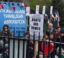 Canal Boat Dwellers React to Controversial Changes