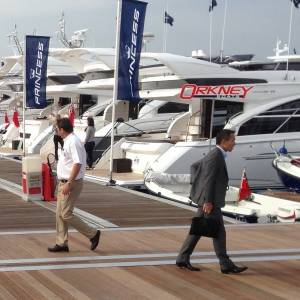 Southampton 2015 Boat Show Report