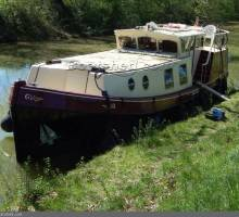 Spotlight on shared ownership of an Inland Waterways Cruiser