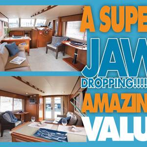 Mainship 34 Trawler – A Super Jaw Dropping Amazing Value!