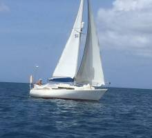 Sail boat IN Grenada - a follow up on 'Annie of Orford'