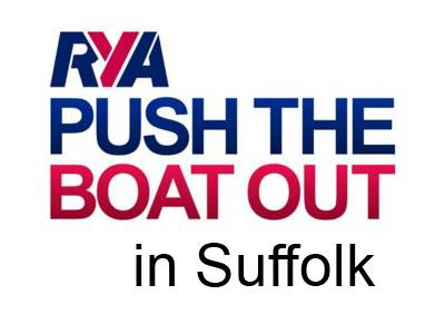 Boatshed Suffolk invite you to Push the Boat out this May