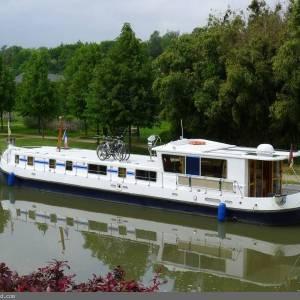 Pénichettes®, les voies navigables de la technologie de l'aventure et l'innovation