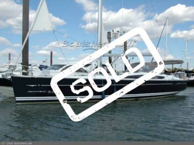 SOLD - Jeanneau 53, less than 1 y/o