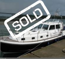 SOLD - Dale Nelson 38 Aft cabin