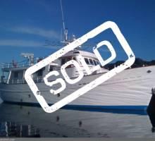 SOLD - Malahide Trawler Yacht