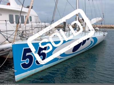 SOLD - IMOCA OPEN 60
