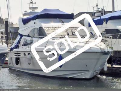SOLD - Phantom 40 4 y/o Luxury Motor Cruiser