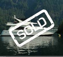 SOLD - Meridian 580 Pilothouse motor yacht