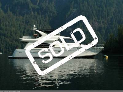 SOLD - Meridian 580 Pilothouse motor yacht